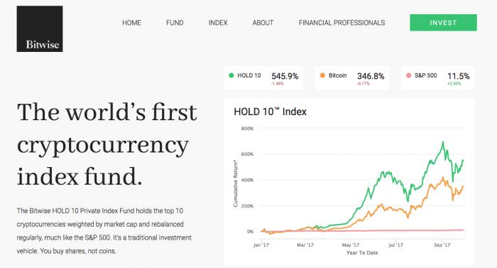 Bitwise看好加密貨幣前景