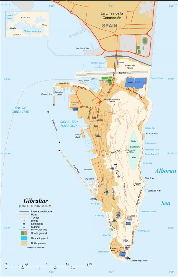 直布羅陀成為首個制訂ICO法規的政府