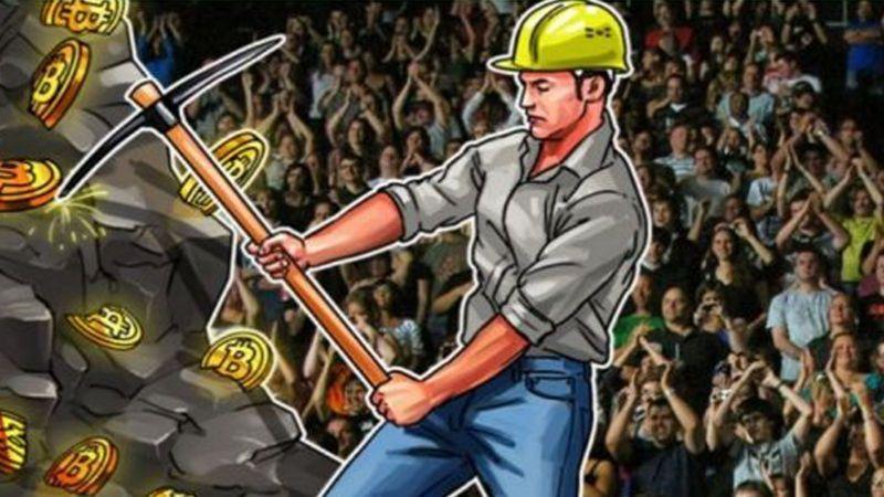 幣價大跌電費倍升 多達80萬「礦工」停工