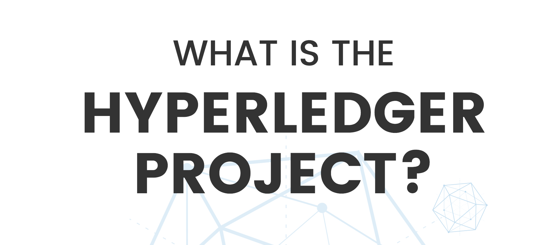 IBM 致力創建的 Hyperledger 是什麼?