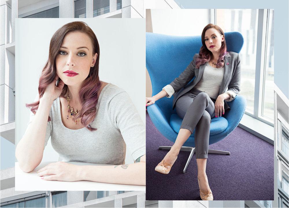 摩根大通區塊鏈領導Amber Baldet退出自行創業