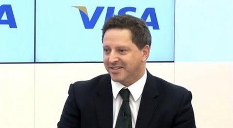 前Visa首席執行官將協助加密貨幣初創公司Crypterium推出信用卡