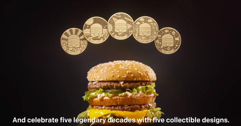 別被騙了!麥當勞MacCoin不是加密貨幣 只是硬幣而已