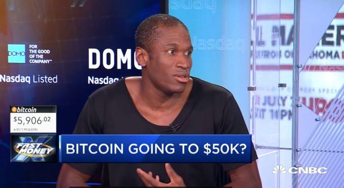BitMEX CEO:比特幣將於2018年攀升至50,000美元