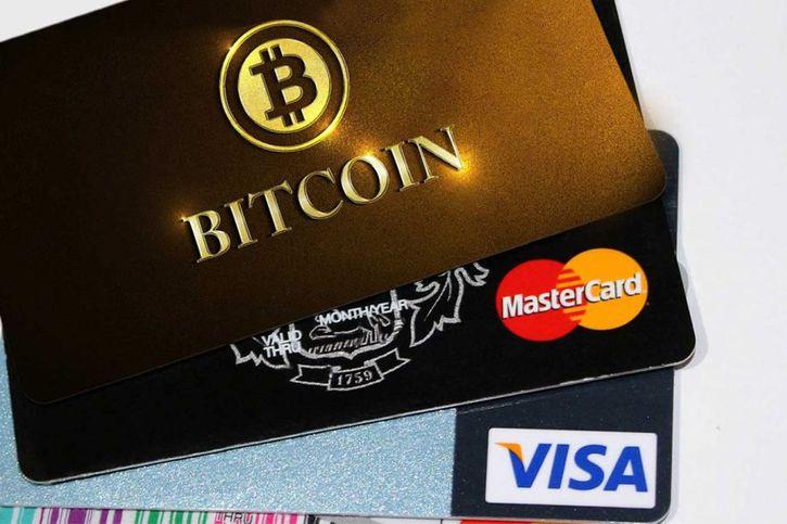 Mastercard贏得加密貨幣信用卡交易專利