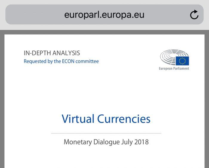 歐盟報告:央行數字貨幣能帶來更穩定的金融體系