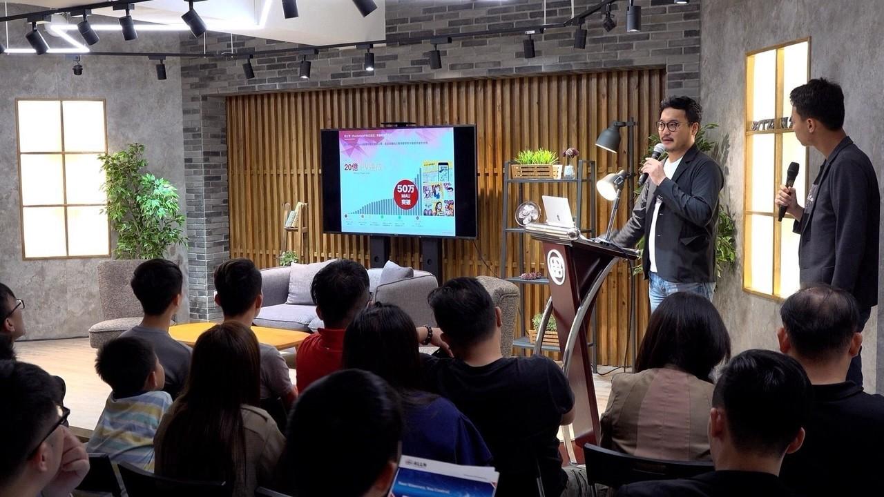 贊助: ACA團隊指台灣對虛擬貨幣很感興趣