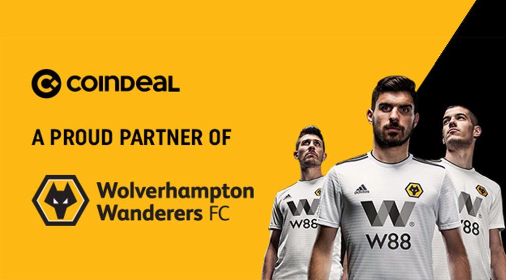 比特幣交易所贊助Premier足球俱樂部