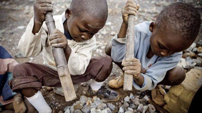 利用區塊鏈 杜絕剛果採礦童工