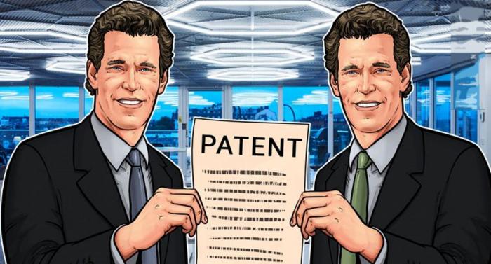 Winklevoss兄弟獲區塊鏈新專利 關於安全存儲