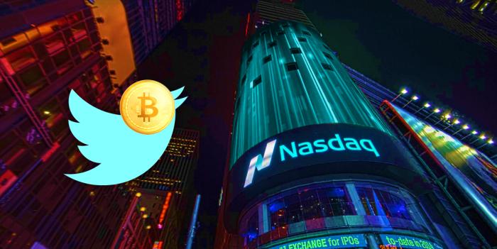 納斯達克研究加密貨幣數據集 採集Twitter數據