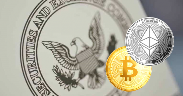 美國證券交易委員會暫停比特幣和以太幣追踪交易