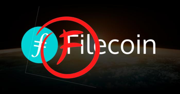 明星區塊鏈項目FileCoin 依然難逃失敗命運
