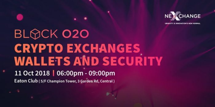 Block O2O: Crypto Exchanges, Wallets and Security