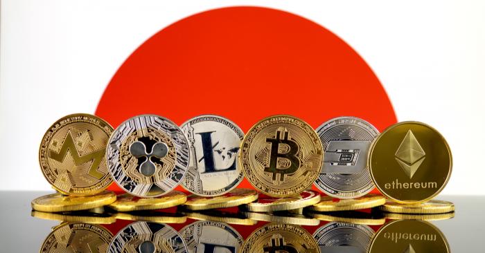 日本虛擬貨幣交易量佔全球四到六成