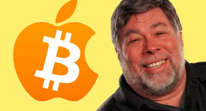 Apple聯合創始人成為區塊鏈風投基金聯合創始人