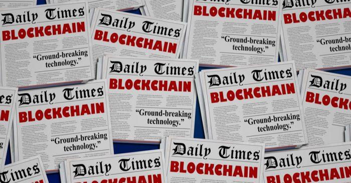 Bloomberg記者:區塊鏈項目有大量的錢花在公關上