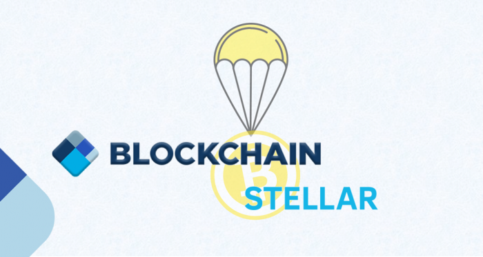 Blockchain錢包於Stellar派送價值近5億美元空投