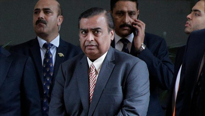 印度最有錢的男人將公司轉向區塊鏈進行貿易融資