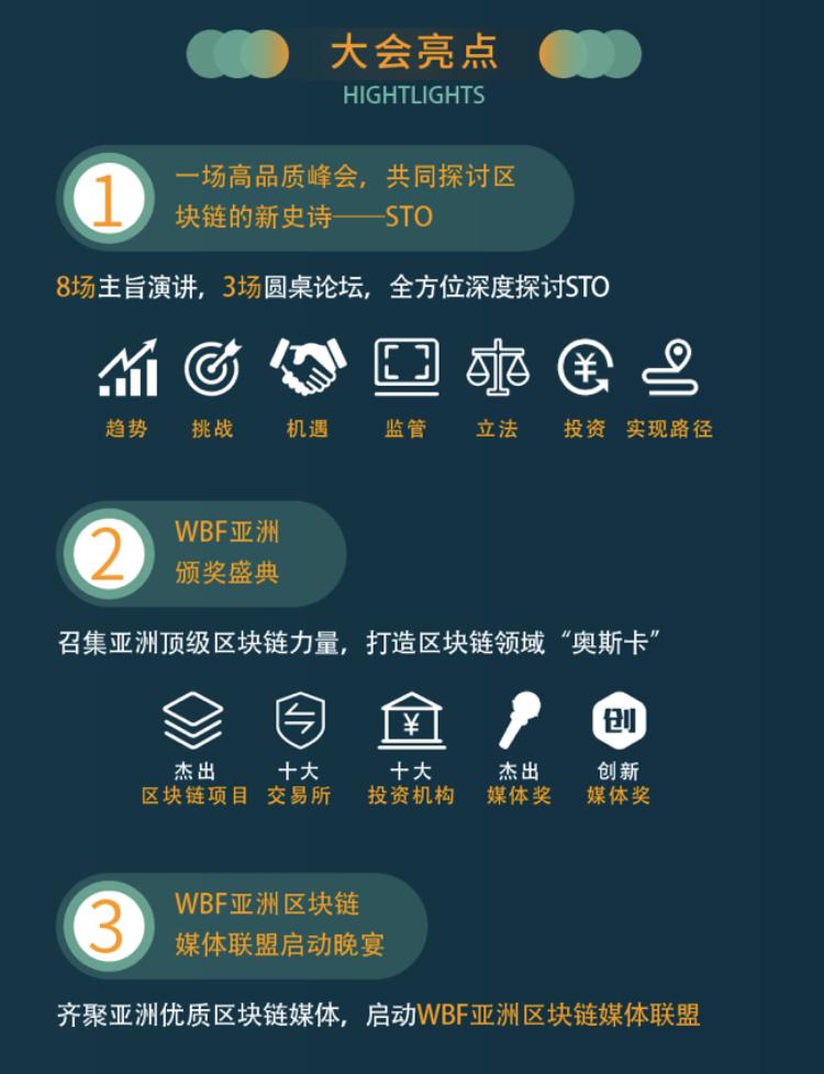 世界區塊鏈頒獎盛典將於明年1月於深圳召開