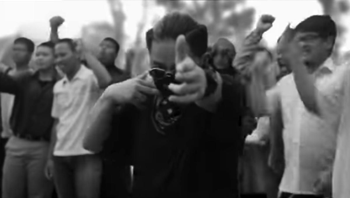 反政府Rap歌youtube爆紅 泰社運人士將MV上傳區塊鏈 防政府審查