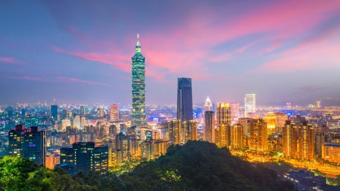 富加F.plus負責人:台灣對區塊鏈發展持''審慎樂觀''態度