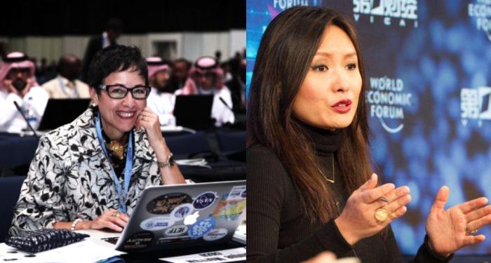 快訊 | 福布斯發布2018全球科技50女性榜 包括兩名區塊鏈領域女性