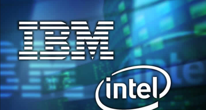 快訊 | 消息稱IBM與英特爾在區塊鏈領域暗自較勁