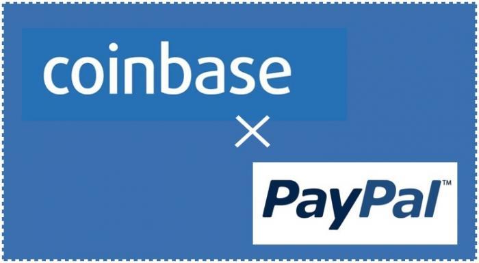 快訊 | Coinbase與PayPal合作推出免費提現服務
