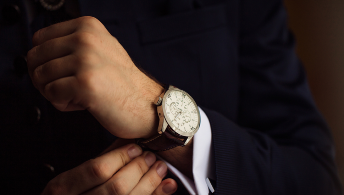 這款價值十萬美元的手錶將會內置一個加密貨幣冷錢包