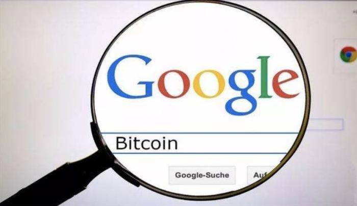 快訊 | 數據顯示:比特幣比區塊鏈、加密貨幣的搜索熱度多10倍