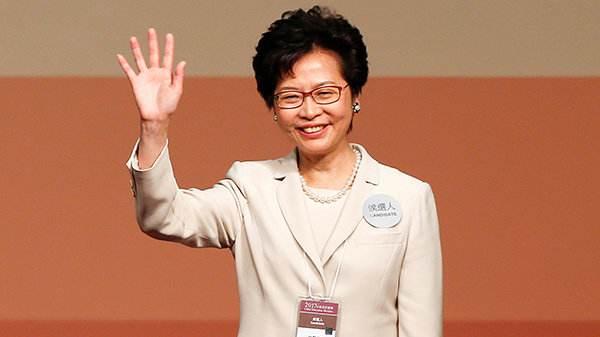 快訊 | 林鄭月娥:香港首批虛擬銀行牌照將在一季度落地實施