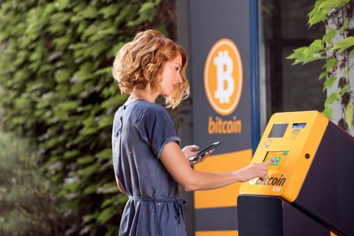 快訊 | 比特幣ATM機自2016年以來增長了720%