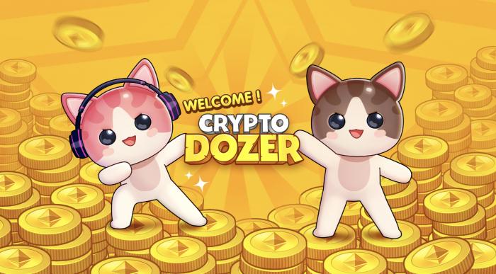 快訊 | ETH遊戲類DAPP CryptoDozer首次超越加密貓