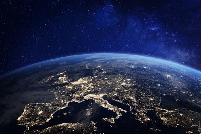 支付少量加密貨幣 即可通過衛星向全世界廣播訊息
