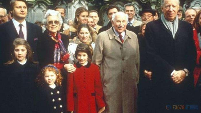 快訊 | 英國財富家族 Rothschild Family 正式進入數字貨幣市場