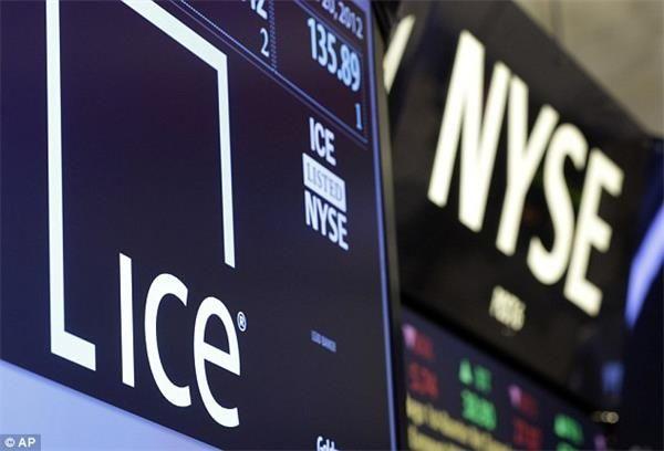 快訊 | 洲際交易所發布包含58種不同貨幣和數字資產的數據源