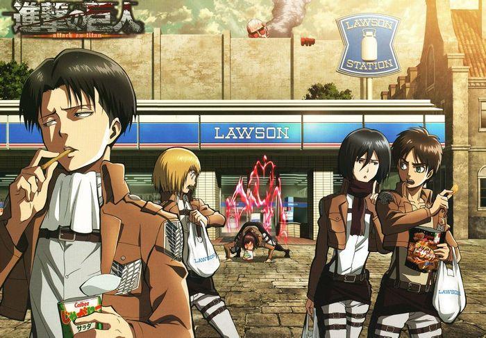 快訊 | 日本動漫《進擊的巨人》的數字所有權在今日通過區塊鏈技術發售