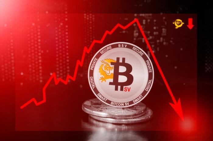 快訊 | Bitfinex現大量賣單 BSV由234.22美金瞬間跌至44.77