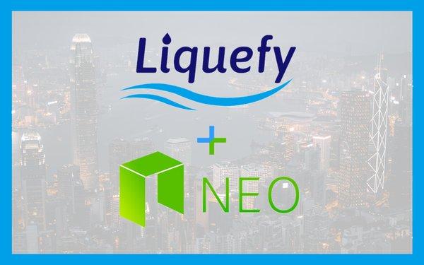 NEO Global Development對Liquefy作出戰略投資及合作開發證券化通證生態系統