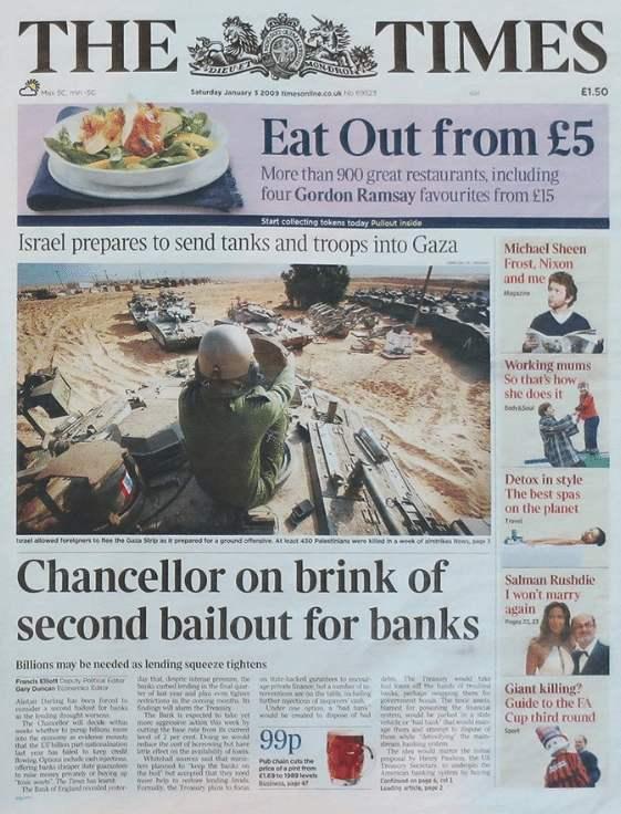 快訊 | 曾寫進比特幣創世區塊的正版泰晤士報被追捧 一度報價超5 BTC