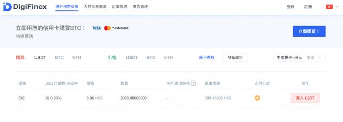 PR: 兩地交易所聯乘 新加坡DigiFinex 與香港EXJ.io攜手開拓市場