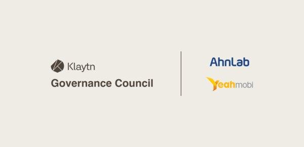 AhnLab和易點天下加入Klaytn治理委員會