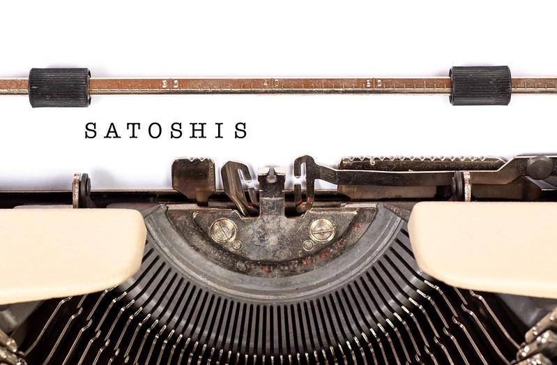 Satoshi 被纳入牛津词典