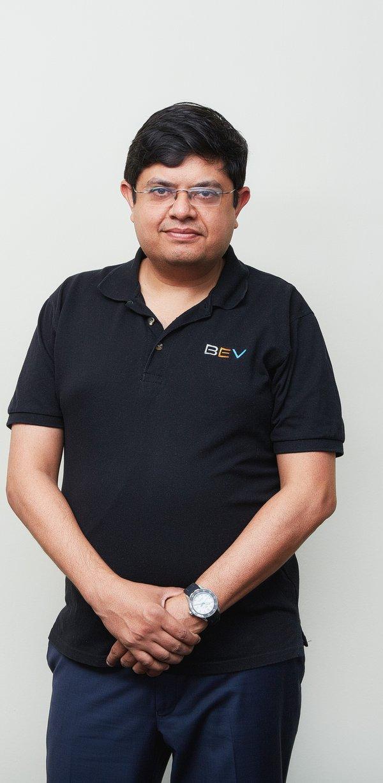 BondEvalue創辦人Rahul Banerjee