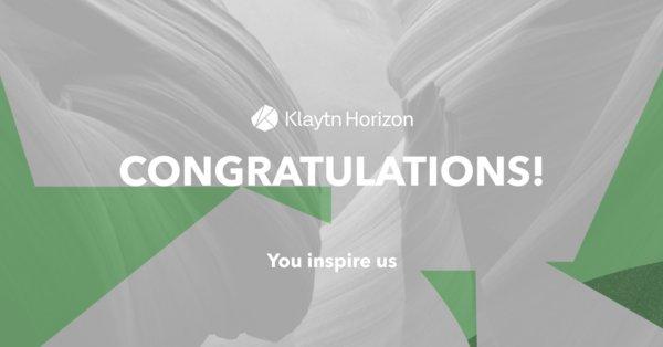 區塊鏈應用比賽「Klaytn Horizon」的獲獎者公佈
