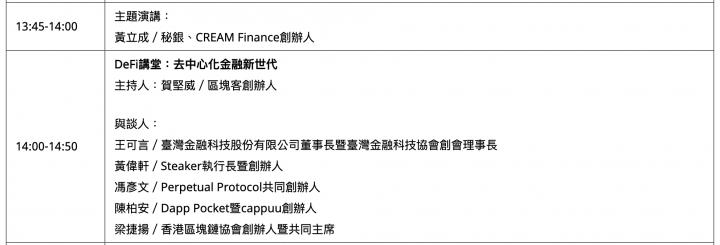 比特幣攀上歷史高峰!區塊鏈與加密貨幣成為台灣產業新顯學 第四屆《Hit AI & Blockchain》人工智慧暨區塊鏈產業高峰會 1 月 6 日盛大舉辦 Avatar 區塊客   /   2020-12-18