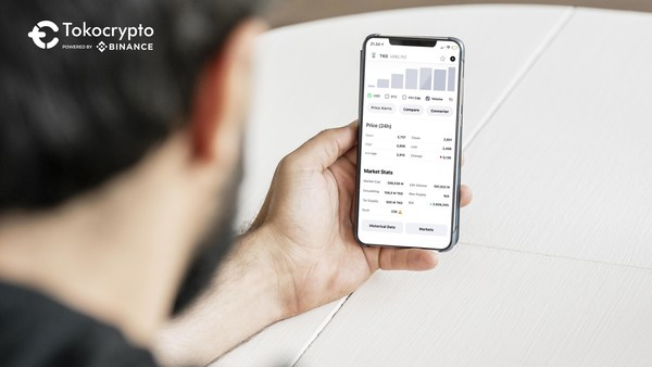 TKO offers a unique hybrid feature by combining the advantages of both CeFi and DeFi model which is the first in Indonesia.
